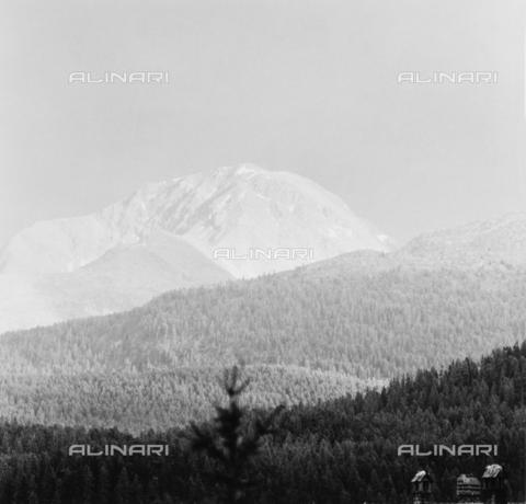 PFA-F-001517-0000 - Monti di Murail, Engadina, Canton dei Grigioni, Svizzera - Data dello scatto: 07/1991 - Archivi Alinari, Firenze