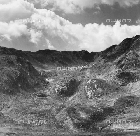 PFA-F-001522-0000 - Passo di Albula, Engadina, Canton dei Grigioni, Svizzera - Data dello scatto: 03/1993 - Archivi Alinari, Firenze