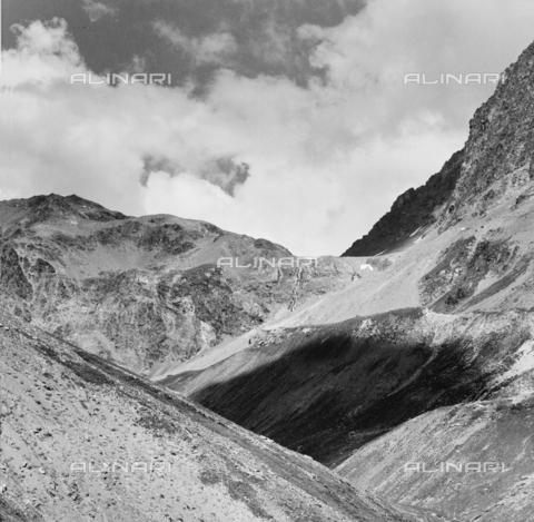 PFA-F-001524-0000 - Monti di Murail, Engadina, Canton dei Grigioni, Svizzera - Data dello scatto: 08/1992 - Archivi Alinari, Firenze