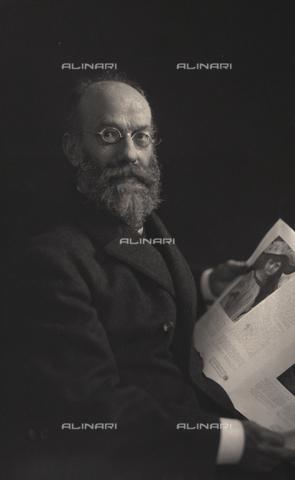 PGA-F-000028-0000 - Ritratto di Giuseppe Pizzighelli - Data dello scatto: 1910 ca. - Archivi Alinari, Firenze