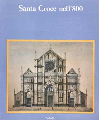 VOL0250 - Santa Croce nell'800