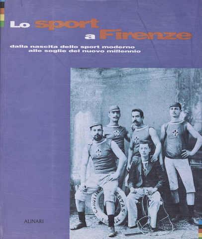 VOL0411 - Lo sport a Firenze