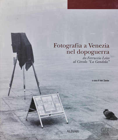 VOL0537 - Fotografia a Venezia nel dopoguerra