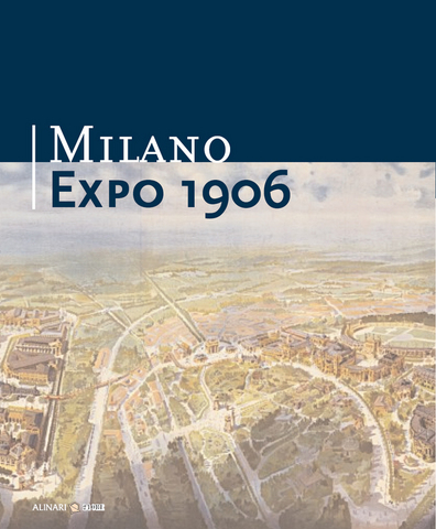 VOL0634 - MILANO EXPO 1906