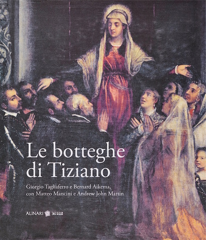VOL0668 - Le botteghe di Tiziano