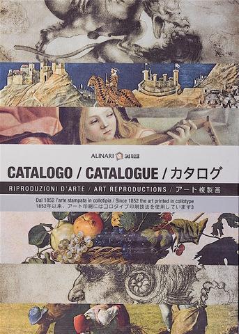 VOL0702 - La collezione di  riproduzioni d'arte Alinari