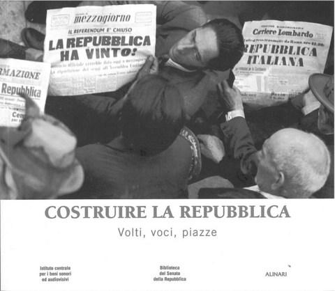 VOL0767 - Costruire la Repubblica
