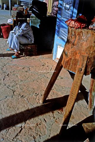 QFA-S-DIA080-00EG - Oasi di Siwa. Il paese - Data dello scatto: 2002 - Folco Quilici © Fratelli Alinari