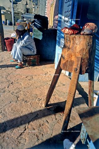 QFA-S-DIA081-00EG - Oasi di Siwa. Il paese - Data dello scatto: 2002 - Folco Quilici © Fratelli Alinari
