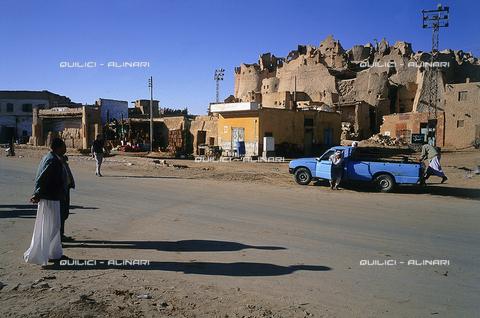 QFA-S-DIA083-00EG - Oasi di Siwa. Il paese - Data dello scatto: 2002 - Folco Quilici © Fratelli Alinari