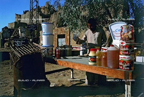QFA-S-DIA084-00EG - Oasi di Siwa. Il paese - Data dello scatto: 2002 - Folco Quilici © Fratelli Alinari