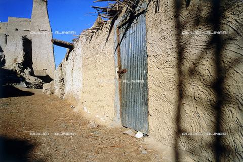 QFA-S-DIA085-00EG - Oasi di Siwa. Il paese - Data dello scatto: 2002 - Folco Quilici © Fratelli Alinari