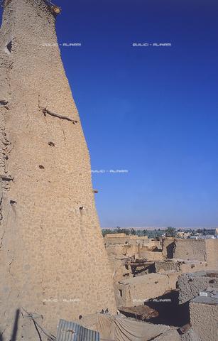 QFA-S-DIA086-00EG - Oasi di Siwa. Il paese - Data dello scatto: 2002 - Folco Quilici © Fratelli Alinari