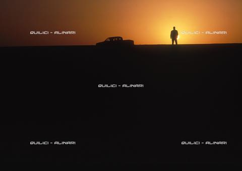QFA-S-DIA092-00EG - Deserto a sud dell'Oasi di Siwa. - Data dello scatto: 2002 - Folco Quilici © Fratelli Alinari