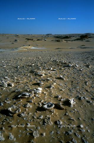 QFA-S-DIA095-00EG - Deserto a sud dell'Oasi di Siwa. - Data dello scatto: 2002 - Folco Quilici © Fratelli Alinari