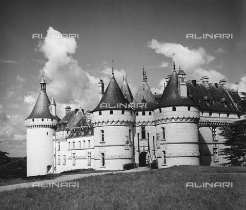RAD-A-000018-0069 - Il Castello di Chaumont - Data dello scatto: 1963 - Archivi Alinari, Firenze
