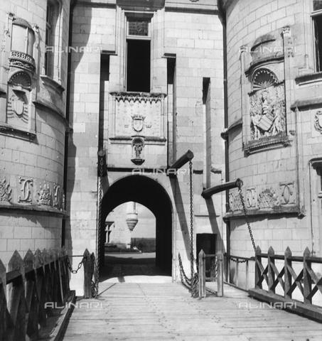 RAD-A-000018-0070 - Il Castello di Chaumont - Data dello scatto: 1963 - Archivi Alinari, Firenze