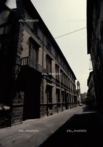 RCS-S-E16904-0005 - Façade of Palazzo Milzetti in Faenza - Data dello scatto: 1983 - RCS/Alinari Archives Management, Florence