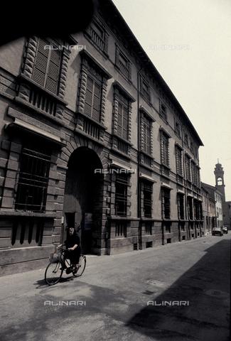 RCS-S-E16904-0006 - Façade of Palazzo Milzetti in Faenza - Data dello scatto: 1983 - RCS/Alinari Archives Management, Florence