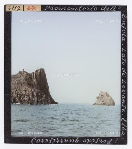 RGD-S-000063-4119 - Enfola promontory, Elba Island - Data dello scatto: 1890-1910 - Archivi Alinari, Firenze