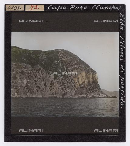 RGD-S-000073-4295 - Porphyry rock at Capo Poro, Elba Island - Data dello scatto: 1890-1910 - Archivi Alinari, Firenze