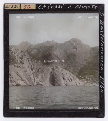 RGD-S-000073-4635 - Chiessi and Monte San Bartolomeo, Elba Island - Data dello scatto: 1890-1910 - Archivi Alinari, Firenze