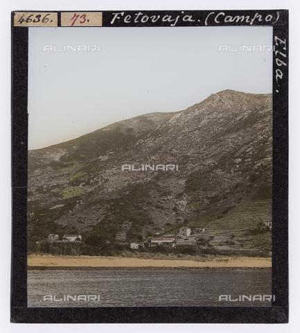RGD-S-000073-4636 - La spiaggia di Fetovaia, Isola d'Elba - Data dello scatto: 1890-1910 - Raccolte Museali Fratelli Alinari (RMFA)-donazione Roster, Firenze