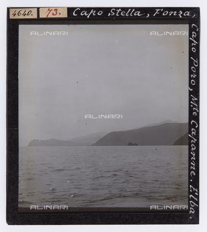RGD-S-000073-4640 - Capo Stella, Fonza, Capo Poro, Monte Capanne, Elba Island - Data dello scatto: 1890-1910 - Archivi Alinari, Firenze