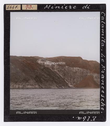 RGD-S-000073-4641 - Miniere di Calamita, Le Francesche, Isola d'Elba - Data dello scatto: 1890-1910 - Raccolte Museali Fratelli Alinari (RMFA)-donazione Roster, Firenze