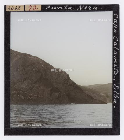 RGD-S-000073-4642 - Punta Nera, Isola d'Elba - Data dello scatto: 1890-1910 - Raccolte Museali Fratelli Alinari (RMFA)-donazione Roster, Firenze