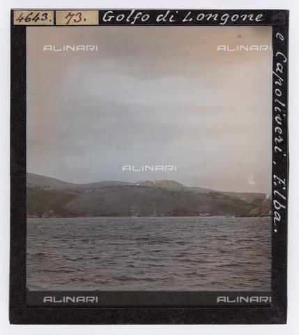 RGD-S-000073-4643 - Gulf of Longone and Capoliveri, Elba Island - Data dello scatto: 1890-1910 - Archivi Alinari, Firenze