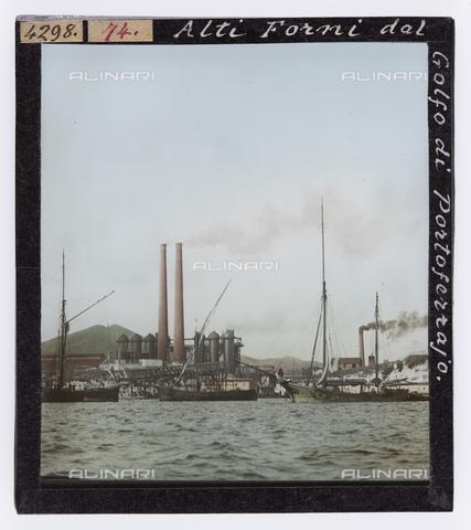 RGD-S-000074-4298 - Altiforni di Portoferraio, Isola d'Elba - Data dello scatto: 1890-1910 - Raccolte Museali Fratelli Alinari (RMFA)-donazione Roster, Firenze