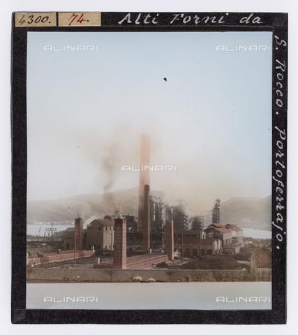 RGD-S-000074-4300 - Altiforni di Portoferraio, Isola d'Elba - Data dello scatto: 1890-1910 - Raccolte Museali Fratelli Alinari (RMFA)-donazione Roster, Firenze