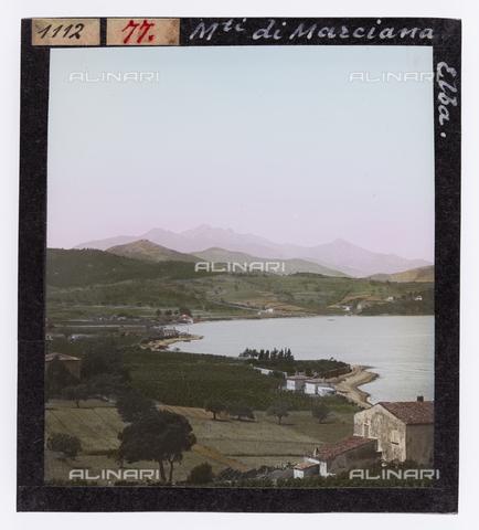 RGD-S-000077-1112 - View of Marciana, Elba Island - Data dello scatto: 1890-1910 - Archivi Alinari, Firenze