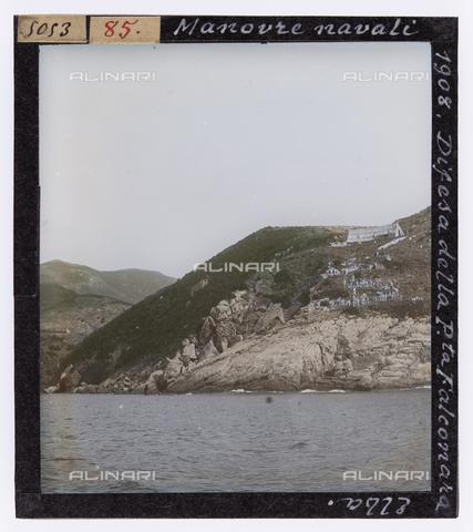 RGD-S-000085-5053 - Punta Falconaia, Elba Island - Data dello scatto: 1908 - Archivi Alinari, Firenze