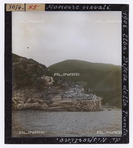 RGD-S-000085-5054 - Punta fo Nisportino, Elba Island - Data dello scatto: 1908 - Archivi Alinari, Firenze