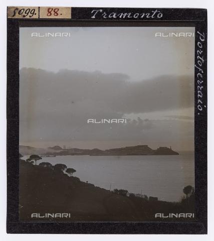 RGD-S-000088-5099 - Sunset in Portoferraio, Elba Island - Data dello scatto: 1890-1910 - Archivi Alinari, Firenze