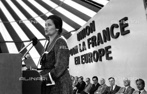 RVA-S-004273-0012 - Simone Veil, 1979 - Data dello scatto: 1922-1925 - Jacques Cuinières  / Roger-Viollet/Alinari