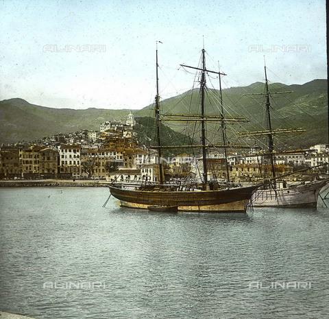 RVA-S-081579-0009 - Veduta di Sanremo - Data dello scatto: 1895 ca. - Léon et Lévy / Roger-Viollet/Alinari