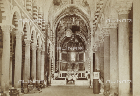 SCC-A-000002-0003 - Interior of the Pisa Cathedral - Data dello scatto: 1855 ca. - Archivi Alinari, Firenze