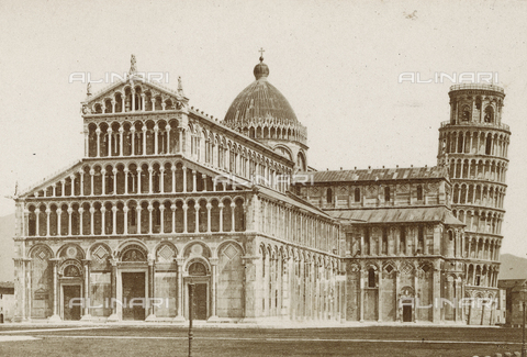 SCC-A-000003-0002 - The Cathedral of Pisa - Data dello scatto: 1855 ca. - Archivi Alinari, Firenze