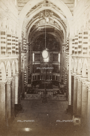 SCC-A-000003-0003 - Interior of the Pisa Cathedral - Data dello scatto: 1855 ca. - Archivi Alinari, Firenze