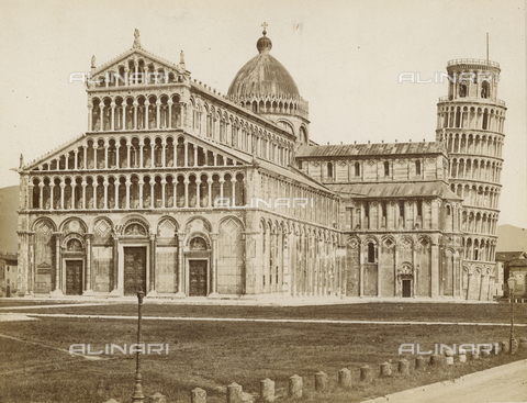 SCC-A-000007-0001 - Duomo di Pisa - Data dello scatto: 1855 ca. - Raccolte Museali Fratelli Alinari (RMFA)-collezione Scarpellini, Firenze
