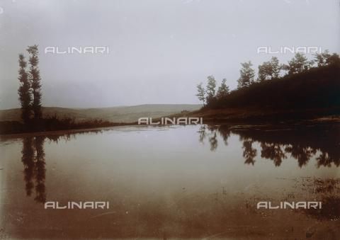 TCA-F-00023V-0000 - Paesaggio sannita, Campania - Data dello scatto: 1907 - Archivi Alinari-donazione Trombetta, Firenze