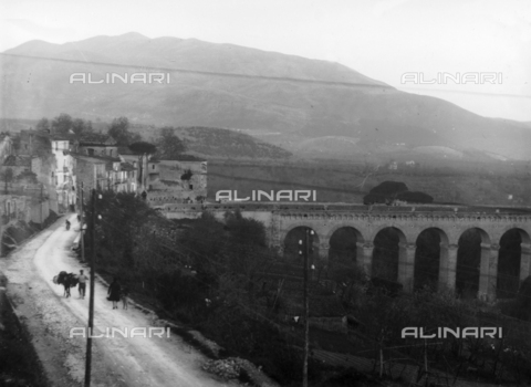 TCA-F-001949-0000 - The bridge Cardarelli in Termoli - Data dello scatto: 1930 - Archivi Alinari, Firenze
