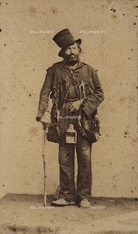 TCA-F-01399V-0000 - Il lampionaio - Data dello scatto: 1863 ca. - Archivi Alinari-donazione Trombetta, Firenze