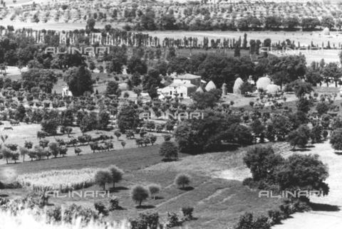 TCI-S-001338-AR01 - Paesaggio rurale nelle Marche - Data dello scatto: 1935 ca. - Touring Club Italiano/Gestione Archivi Alinari