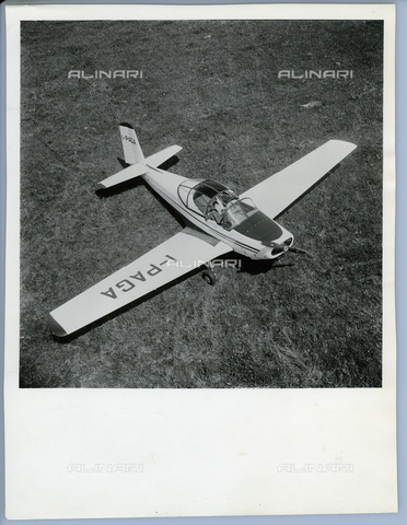 TCI-S-013818-AR03 - the plane P19 or creaked, 1962 - Touring Club Italiano/Alinari Archives Management