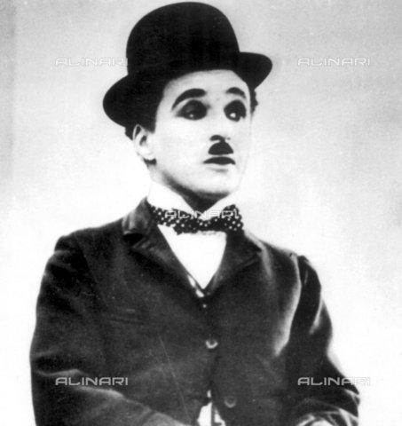 TOP-F-016568-0000 - L'attore e regista cinematografico Charlie Chaplin (1889-1977) - PAL / TopFoto / Archivi Alinari