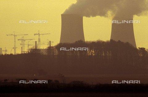 TOP-F-017534-0000 - Centrale elettrica di energia nucleare Sellafield. Cumbria, Inghilterra. Generale - 1999 / TopFoto / Archivi Alinari